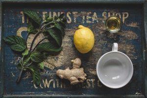 recette maison thé vert