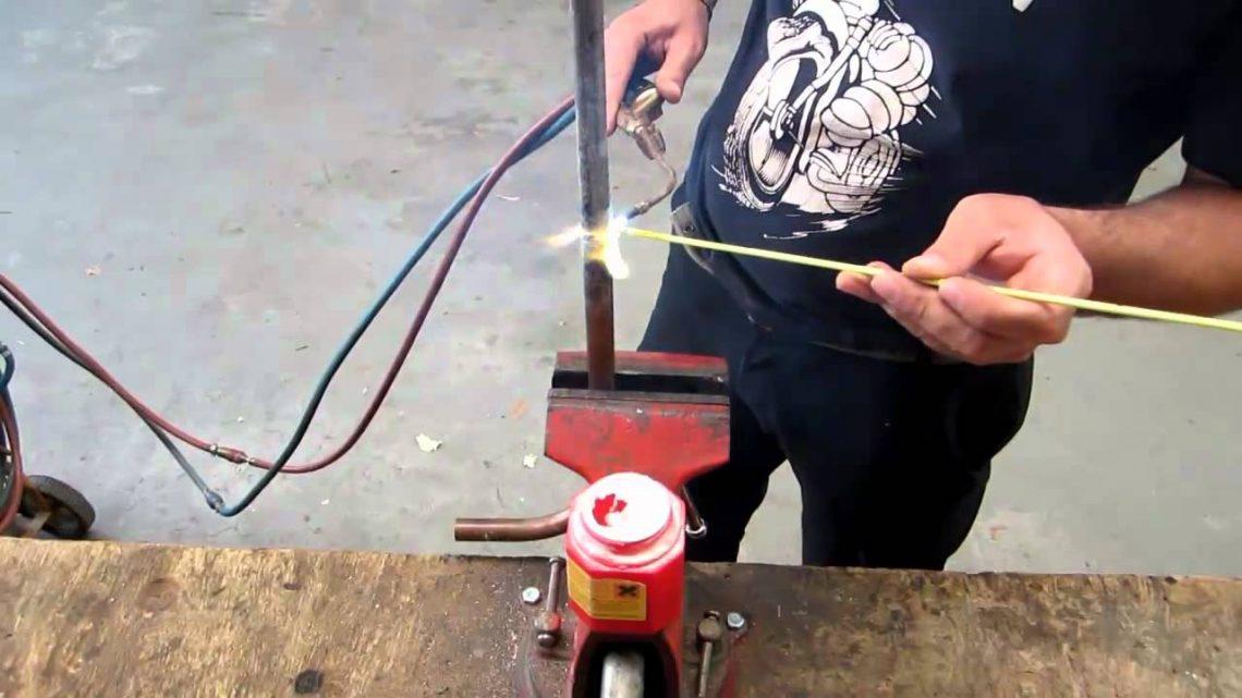 Comment souder de l'acier galvanisé ?