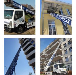 service lift Belgique